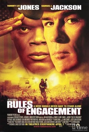 交战规则是一部什么类型的电影