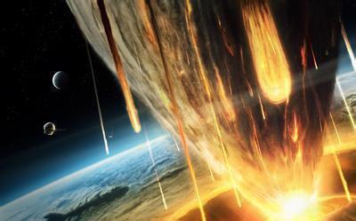 陨石撞地球电影怎么样