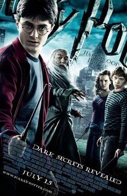 哈利波特6:混血王子的背叛是什么时候上映的