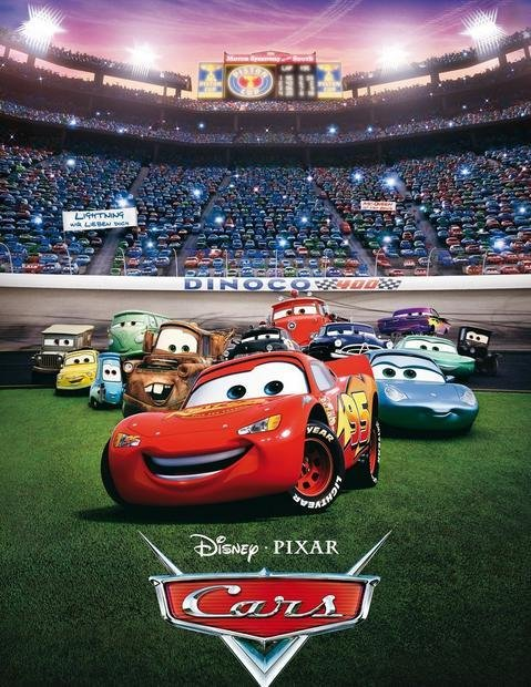 汽车总动员是什么时候上映的?