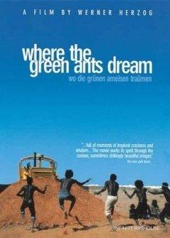 绿蚂蚁做梦的地方是一部怎样的电影