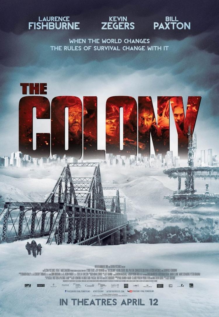 末世殖民地是什么类型的影片
