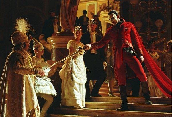《剧院魅影》是什么类型的电影?
