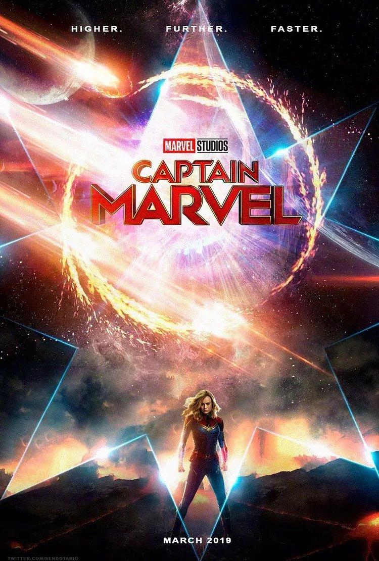 惊奇队长是什么时候上映的?