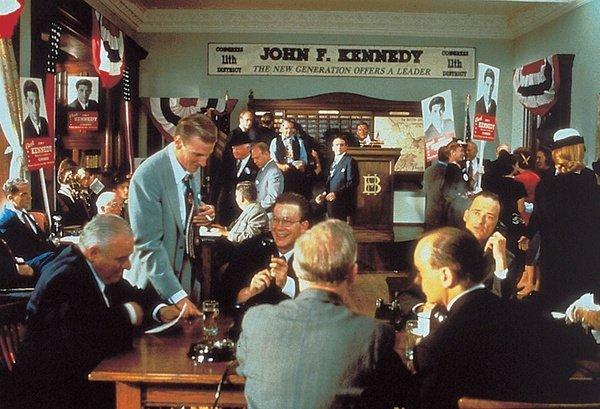 刺杀肯尼迪是什么类型的电影?
