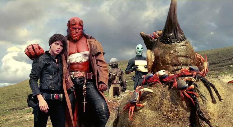 地狱男爵2:黄金军团是什么类型的影片?