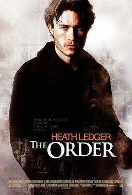 TheOrder是什么时候上映的?