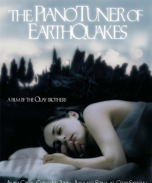 地震调音师影片讲的什么?