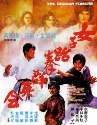 女子跆拳道群英会是什么类型的电影?