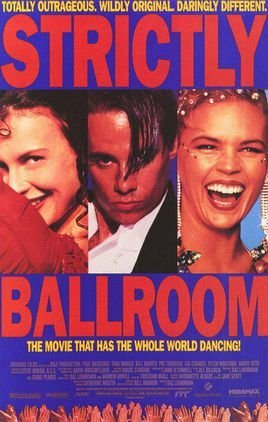 严格的舞厅电影什么时候上映的?