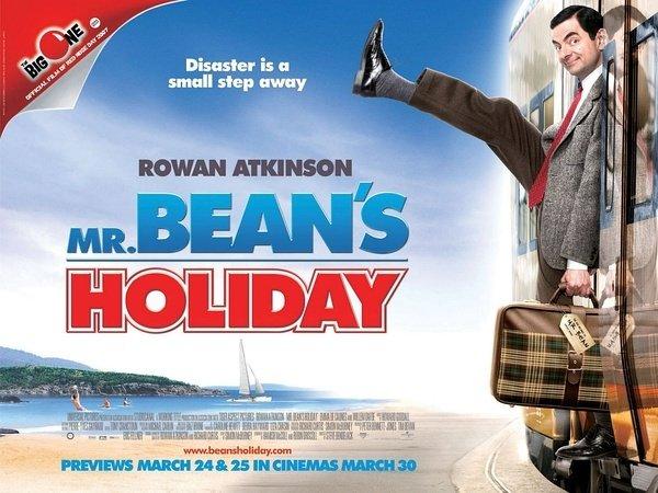 憨豆先生的假期是什么类型的电影?