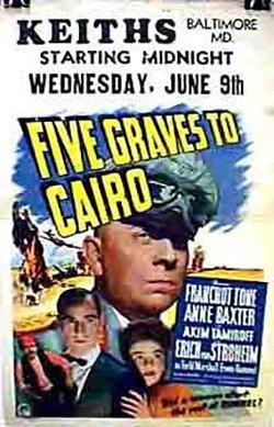 开罗谍报战是什么类型的电影?