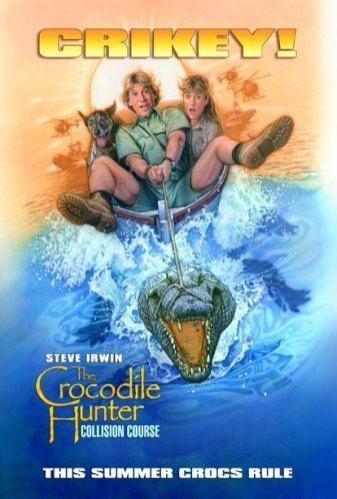 鳄鱼猎手:激情之旅属于什么类型的电影?