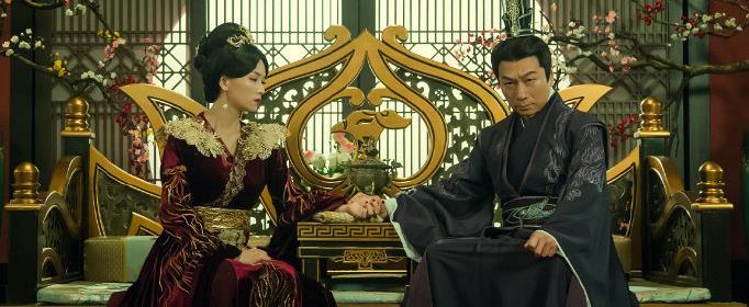 朗坤喜欢皇后吗?