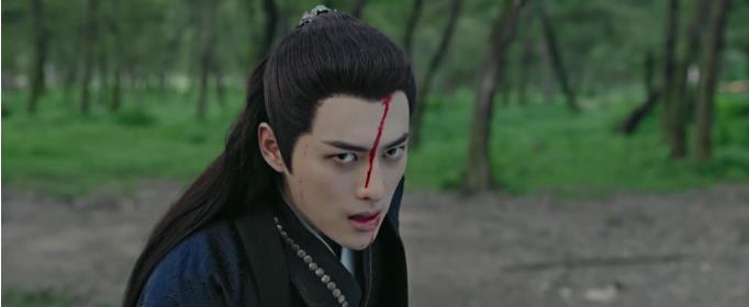 明河为何担心迦若见到阿靖?