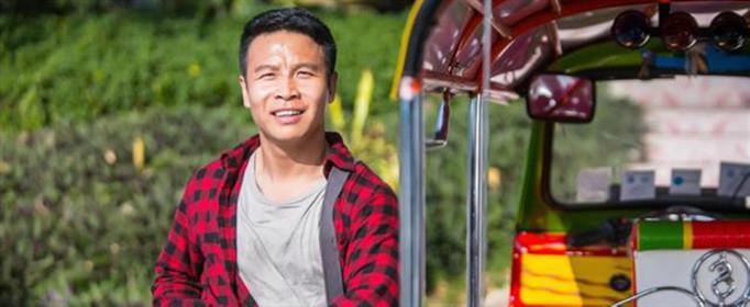 张浩出现在《欢乐喜剧人》的哪期?