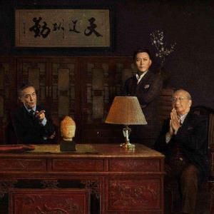 《古董局中局》姬天钧是谁?