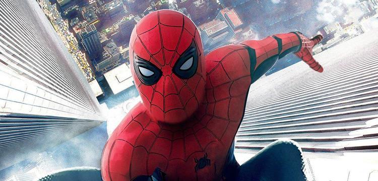 蜘蛛侠拉火车是哪一部?
