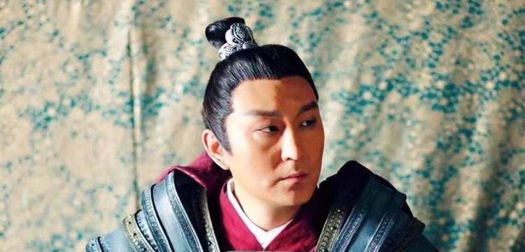 刘朔在《楚乔传》中演谁?