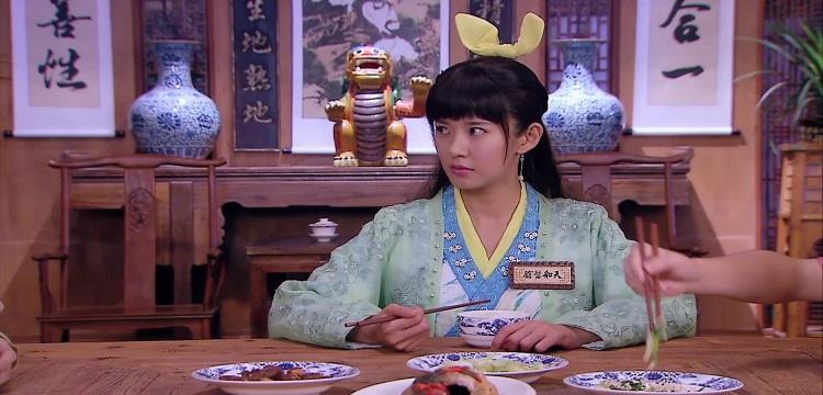 张子萱在《医馆笑传》里演谁?