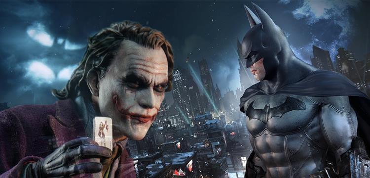 《蝙蝠侠》小丑是哪一部?
