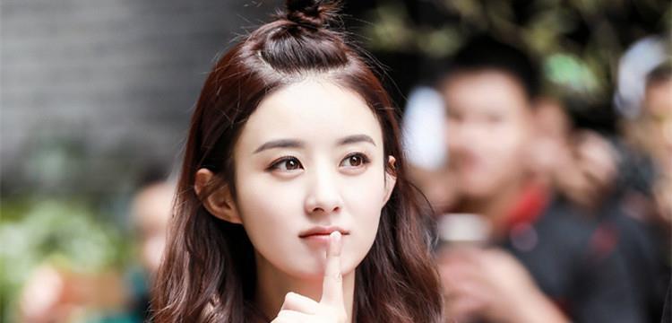 何炅赵丽颖接吻是哪一期?