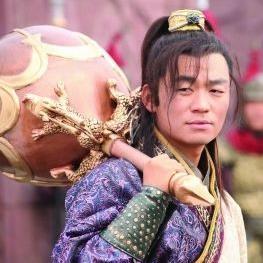 王宝强演的李元霸是什么电视剧里的?