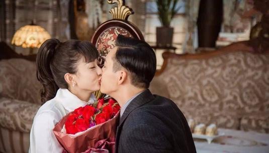 九大影视剧cp:启月夫妇超甜,三生剧组好催泪